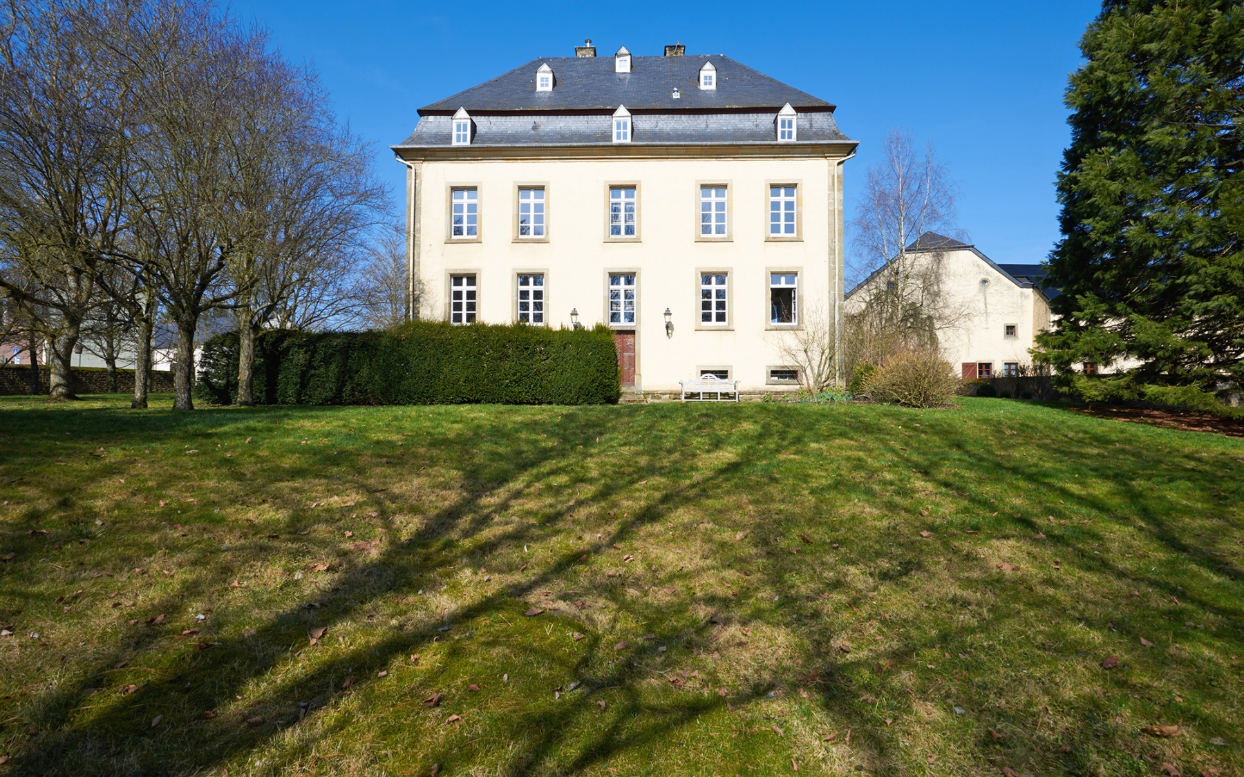 Château à Christnach