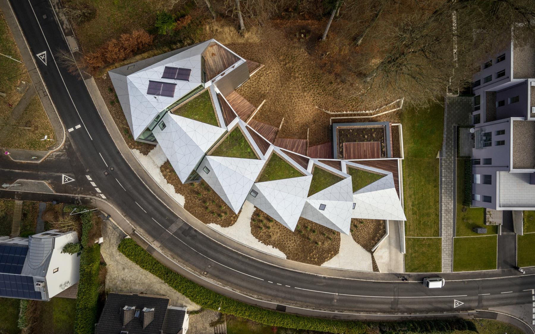 Duplex meublé à Luxembourg-Dommeldange