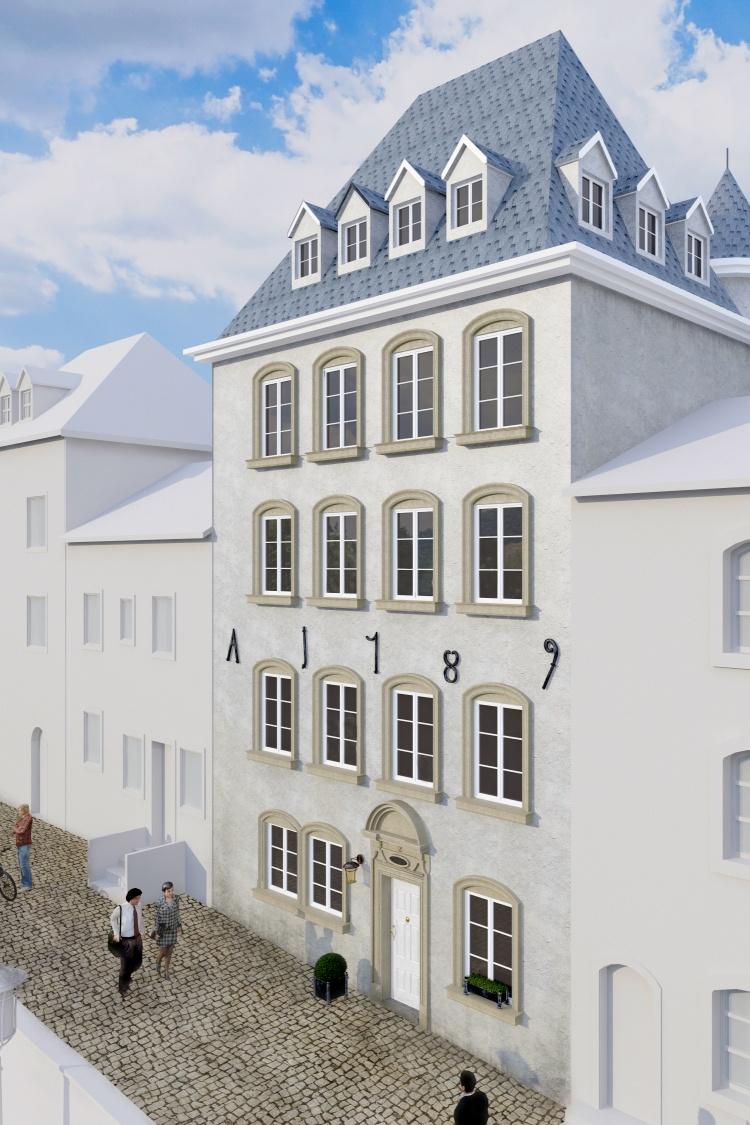 Résidence à Luxembourg-Grund