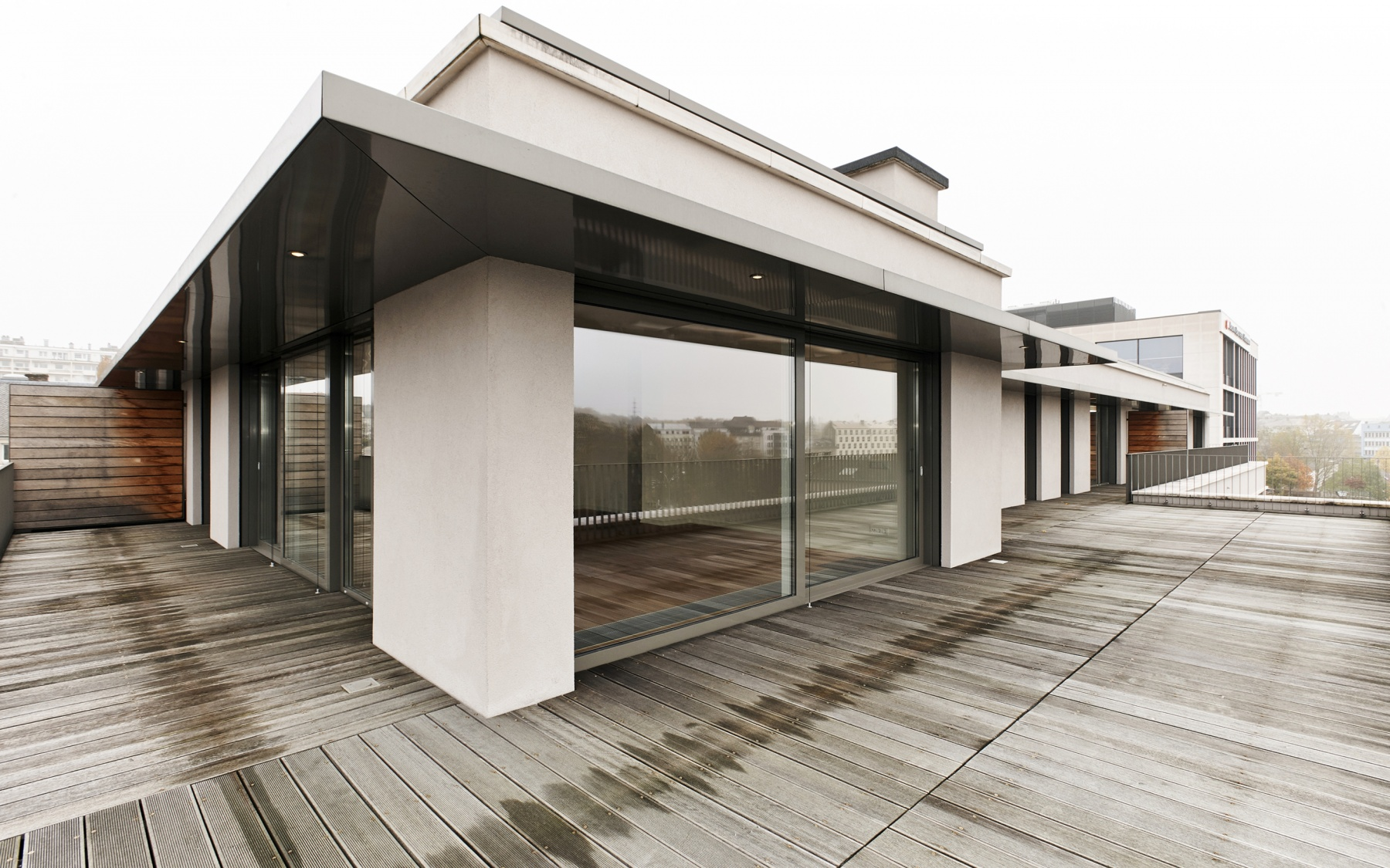Penthouse à Luxembourg-Hollerich/Merl