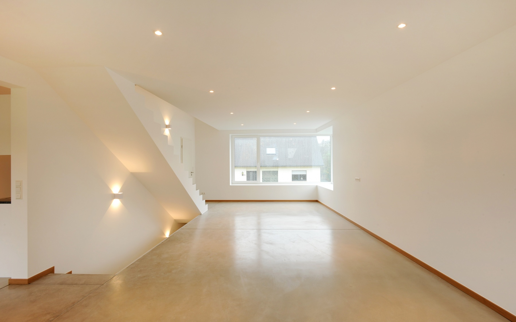 Architect house in Flaxweiler
