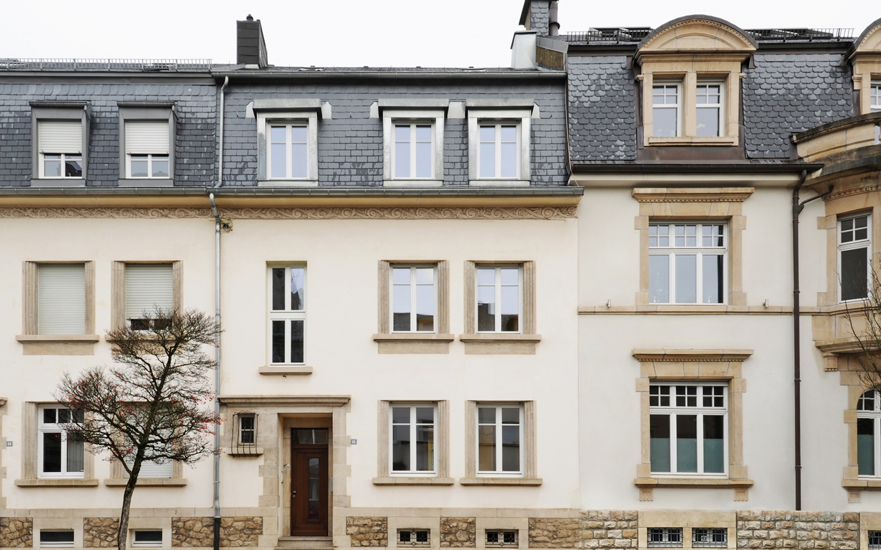 Host house in Luxembourg-Ville