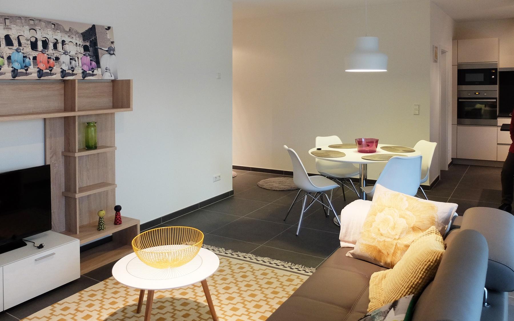 Appartement meublé à Bertrange