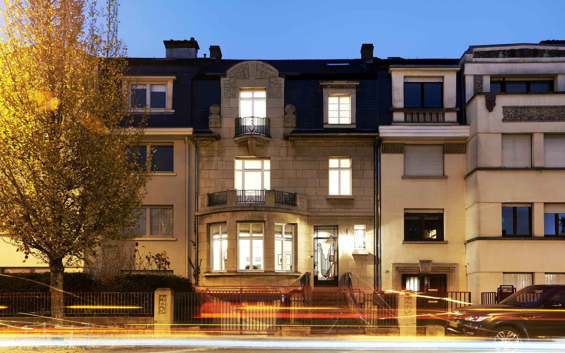 Maison de maître à Luxembourg-Belair