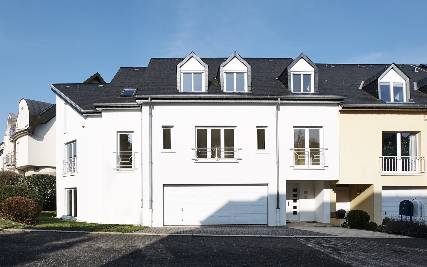 House in Luxembourg-Belair