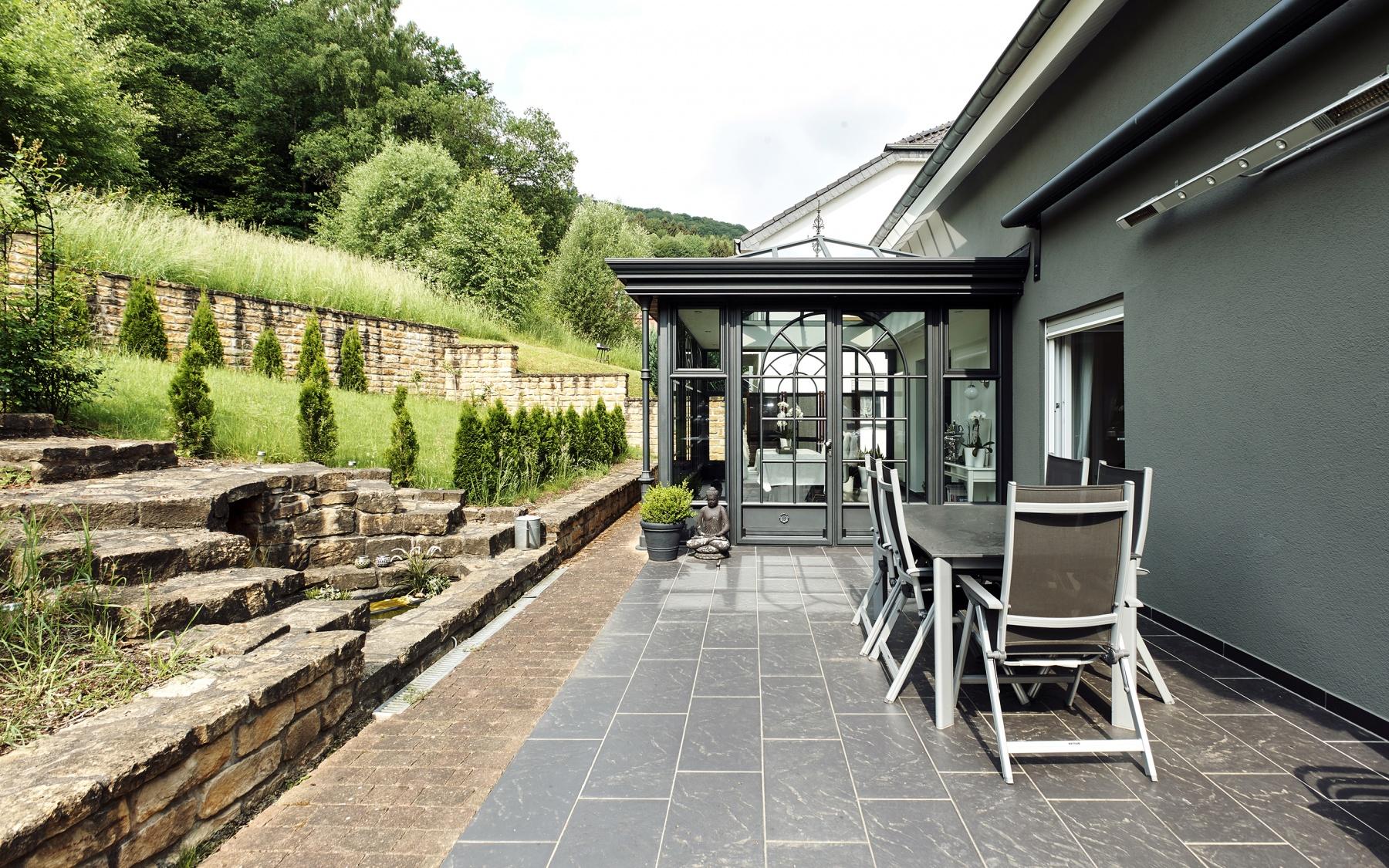 Maison contemporaine à Dillingen