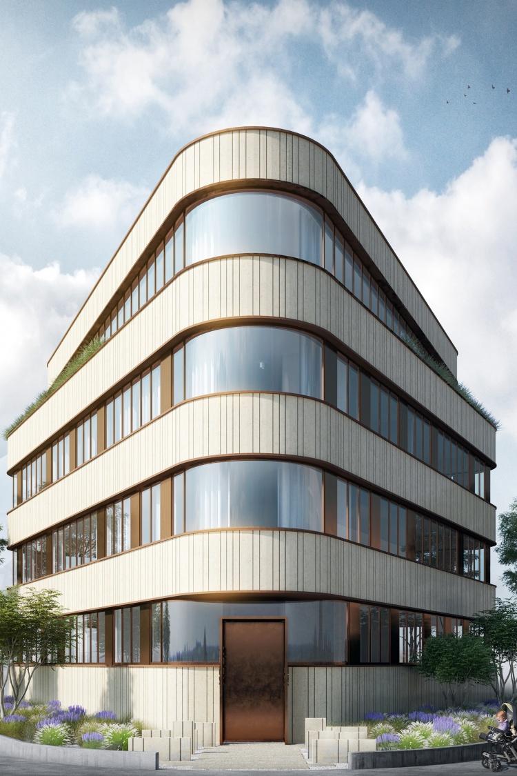 Résidence NOOK à Luxembourg-Belair
