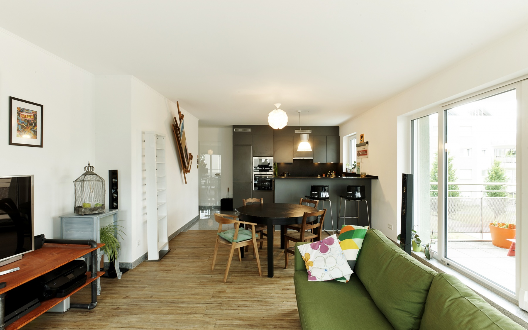 Apartment In Luxembourg Cents