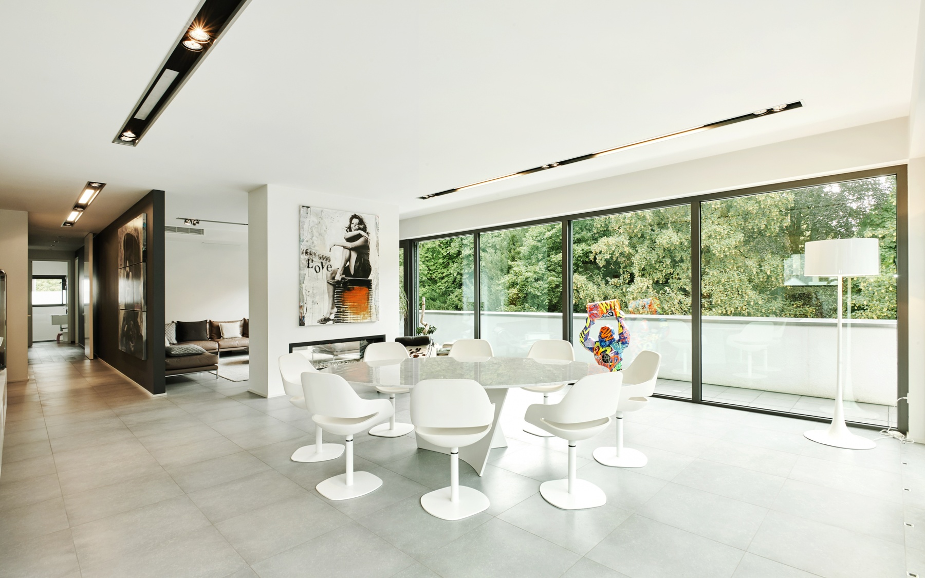 Penthouse in Luxembourg-ville