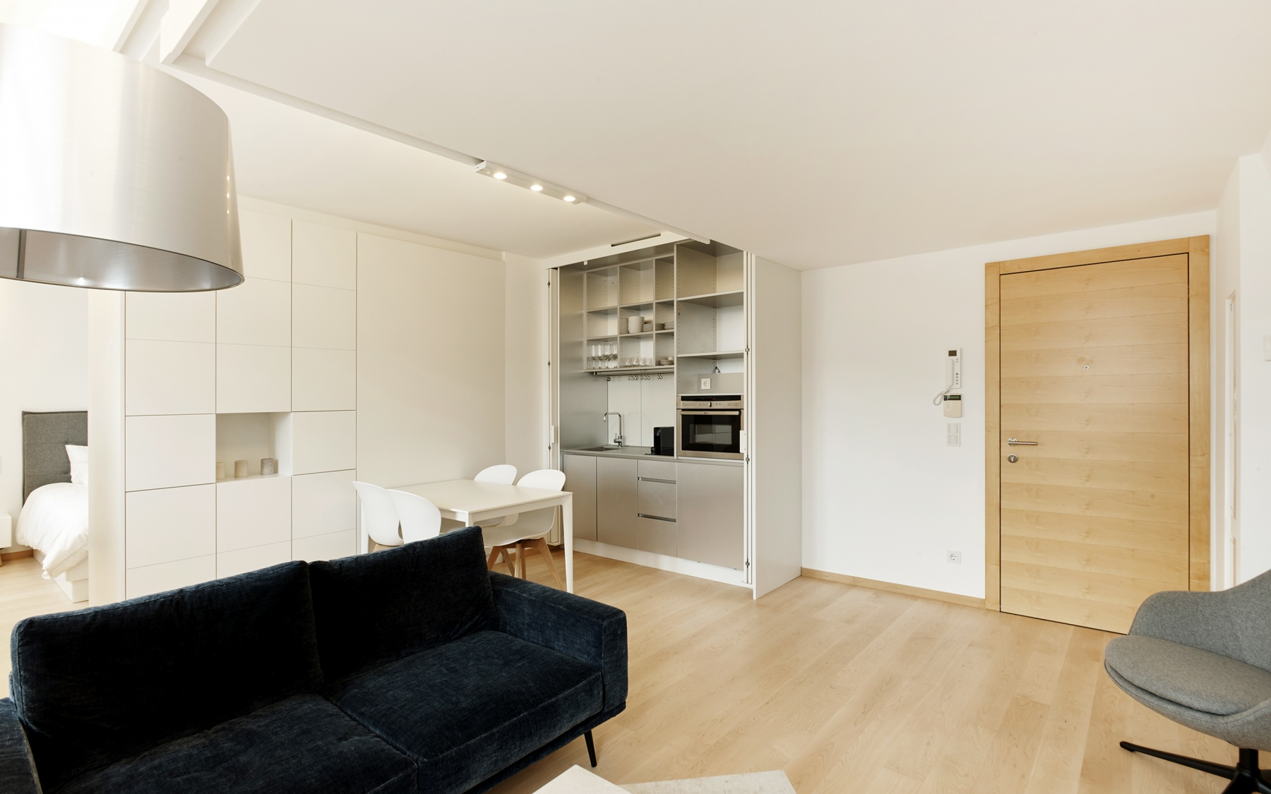 Furnished apartment in Luxembourg city center
