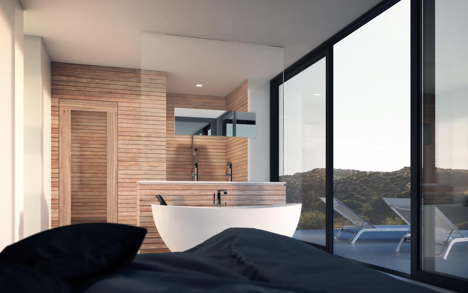 Villa d'architecte neuve à Moutfort
