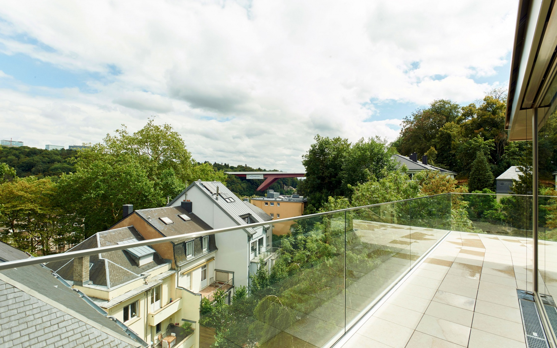 Penthouse in Luxembourg-Limpertsberg