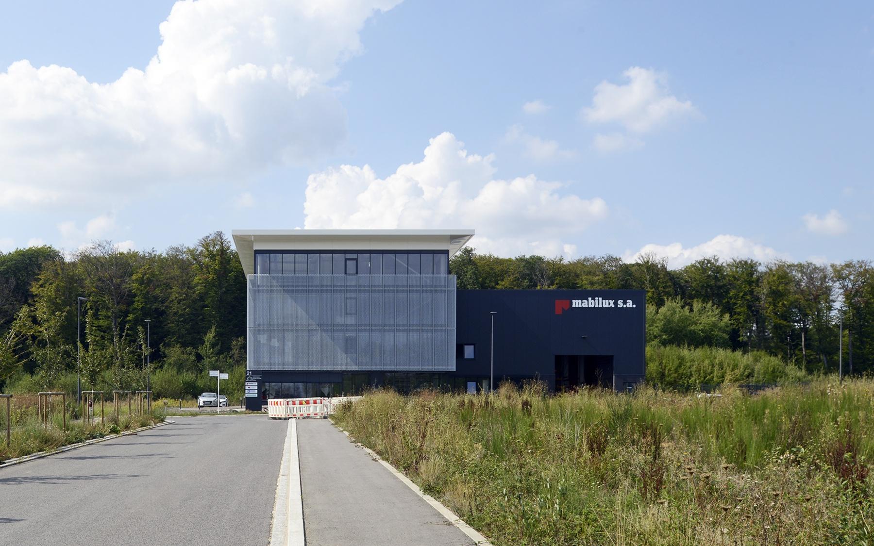 Bureaux à Kockelscheuer