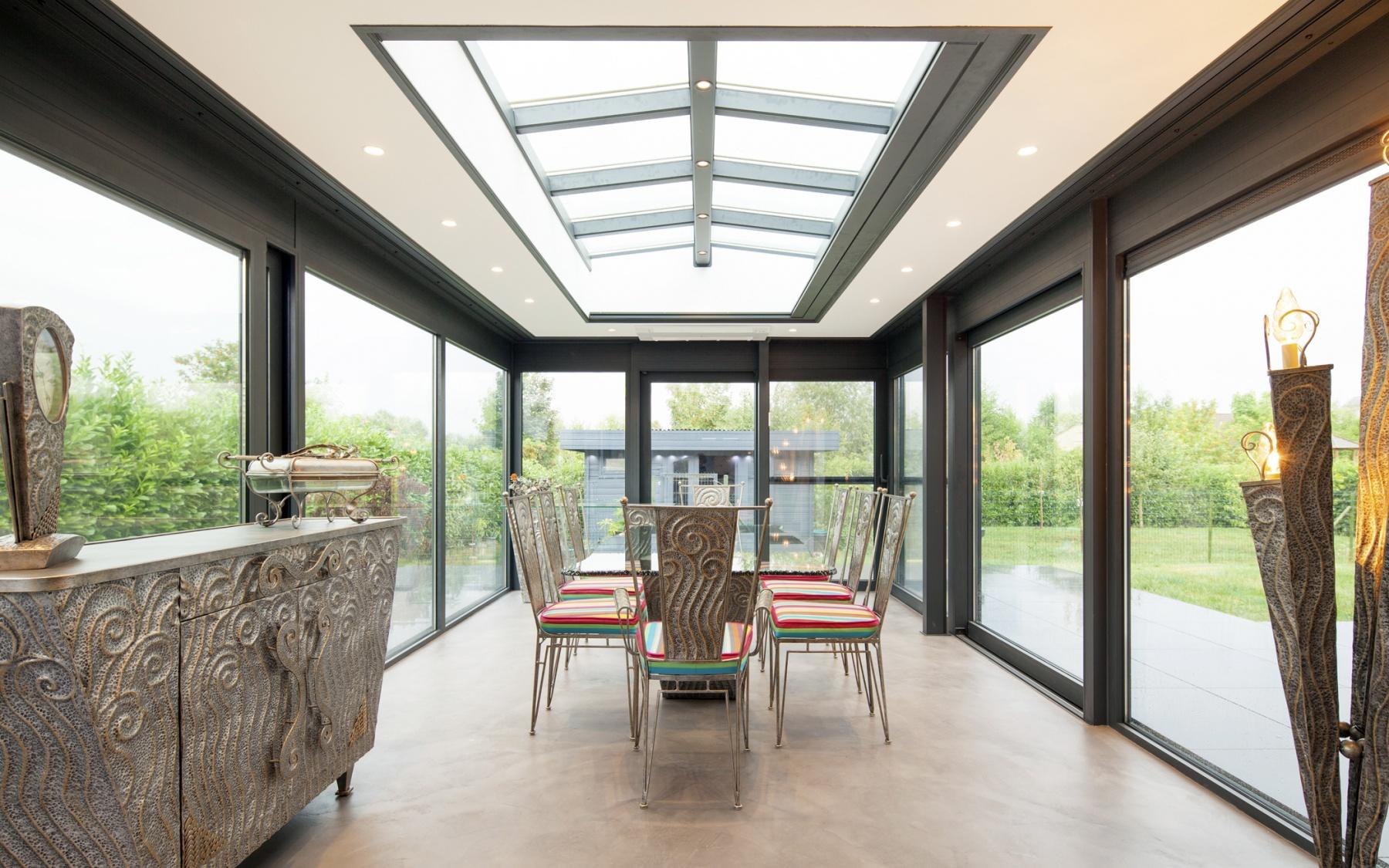 Contemporary villa in Schuttrange