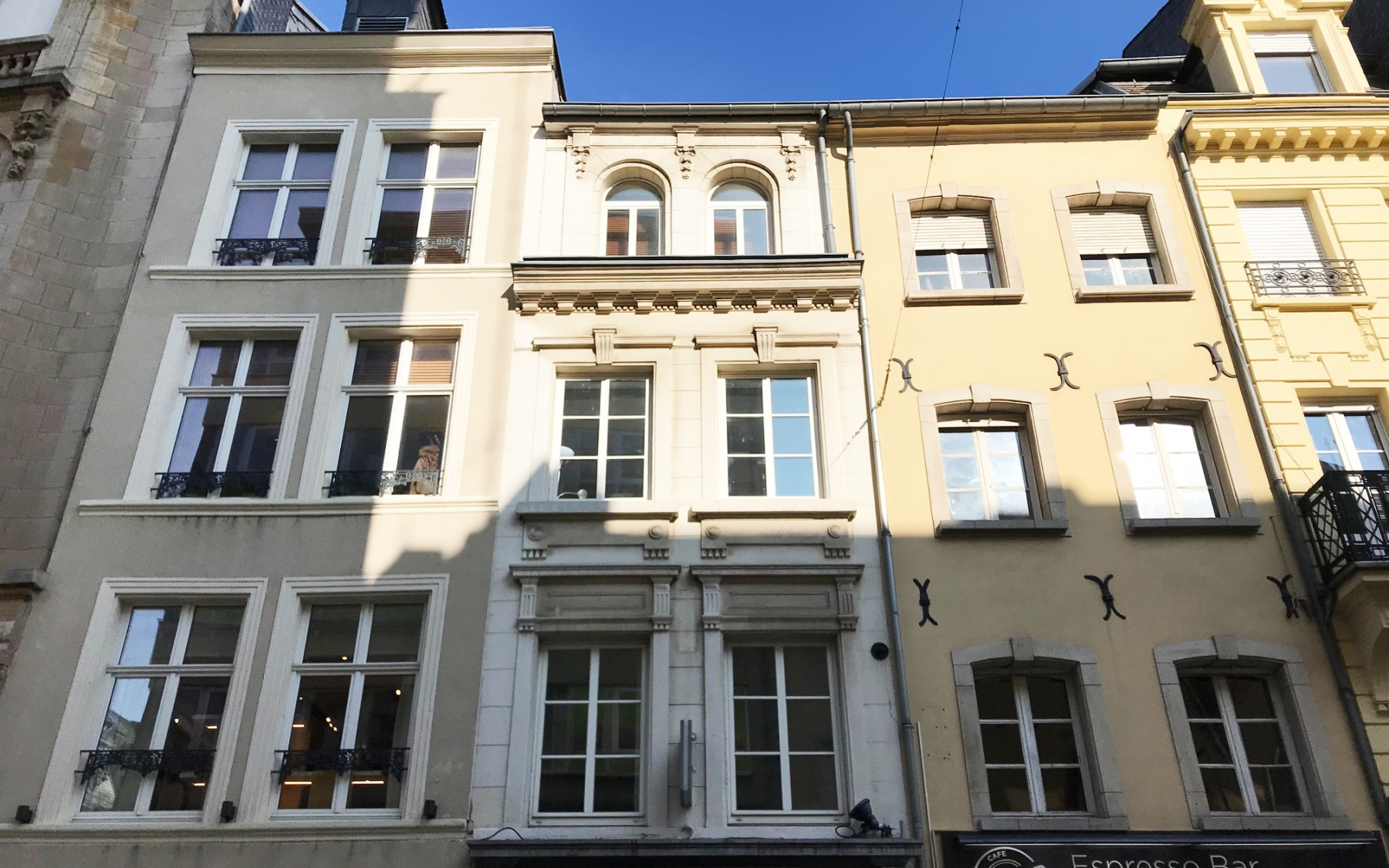 Appartement duplex meublé à Luxembourg-Centre