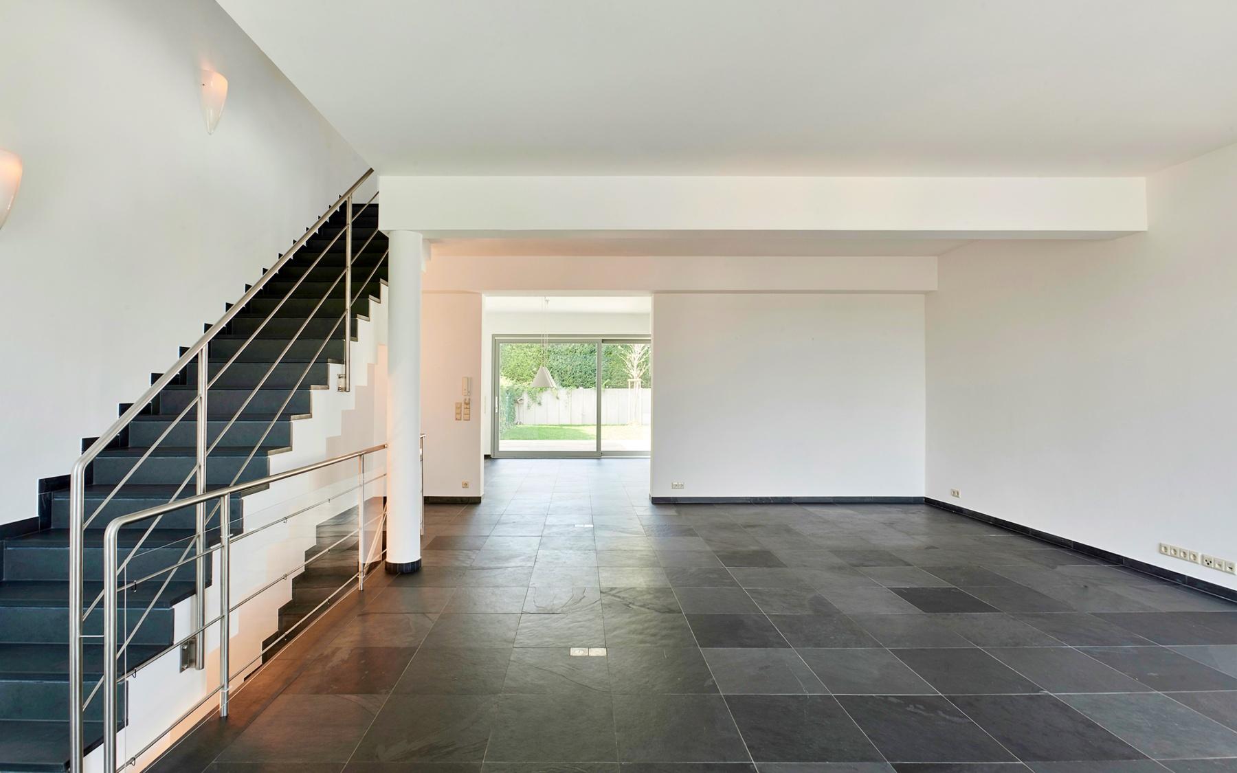 Modern house in Itzig