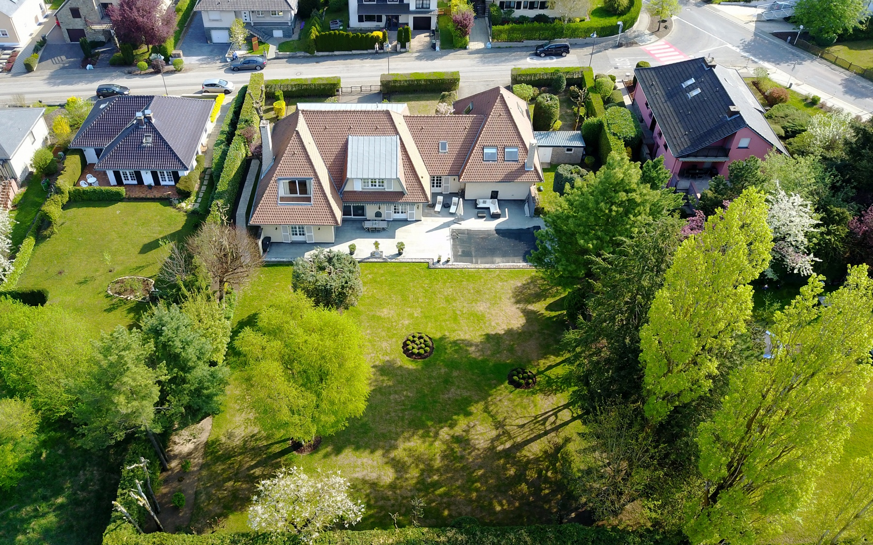 Villa à Contern