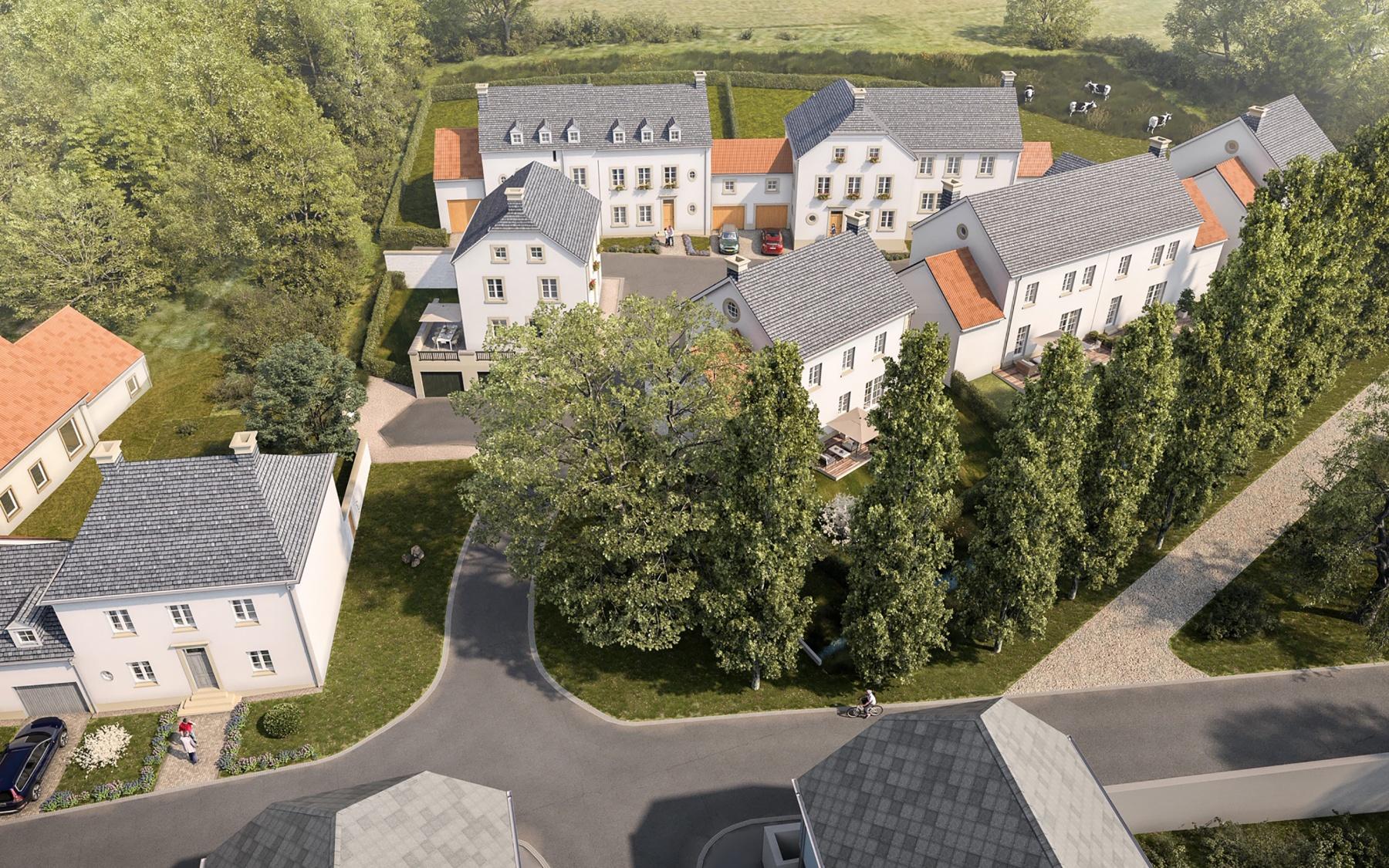 Housing estate PEPPELBACH in Osweiler