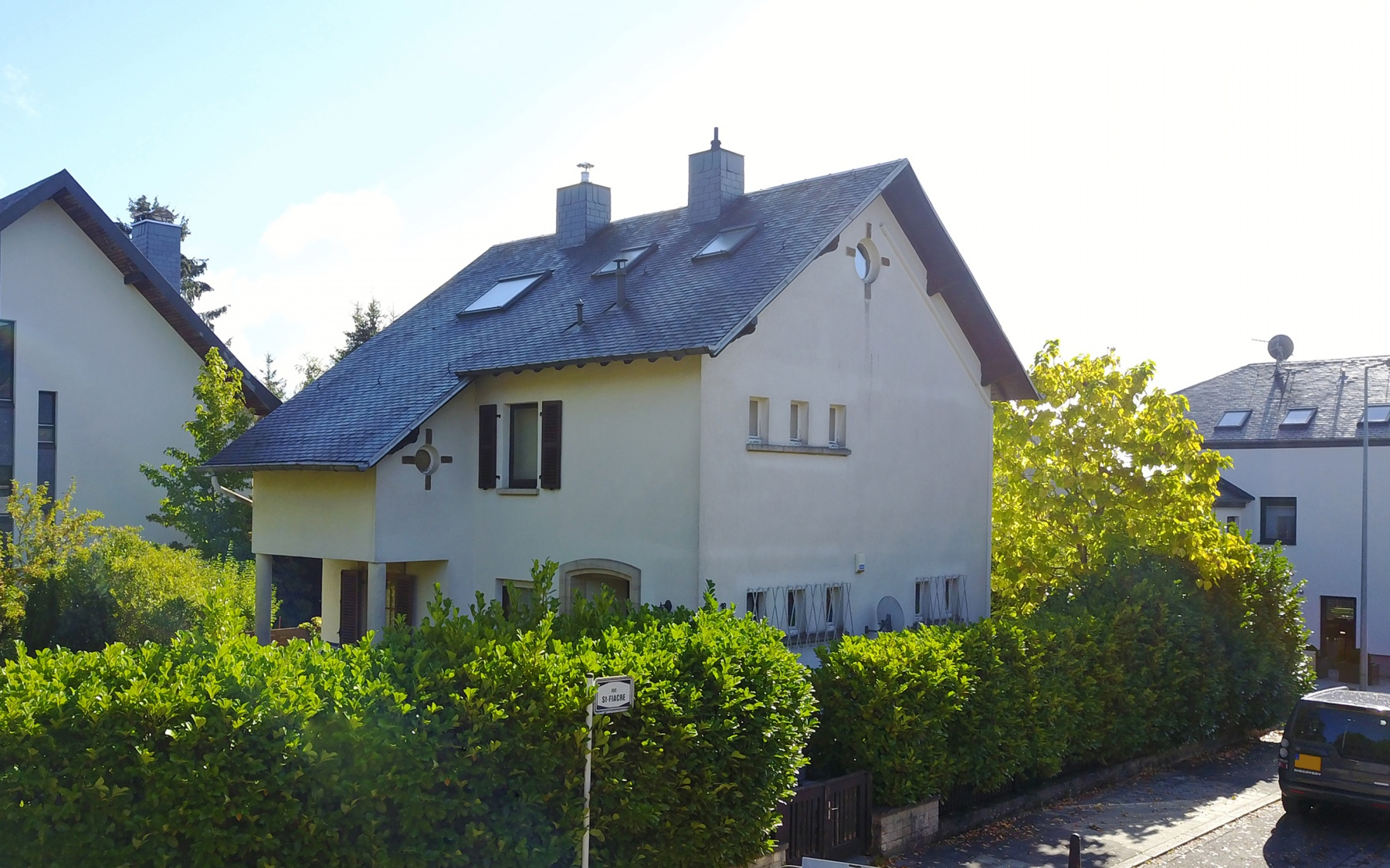House / Land in Luxembourg-Kirchberg