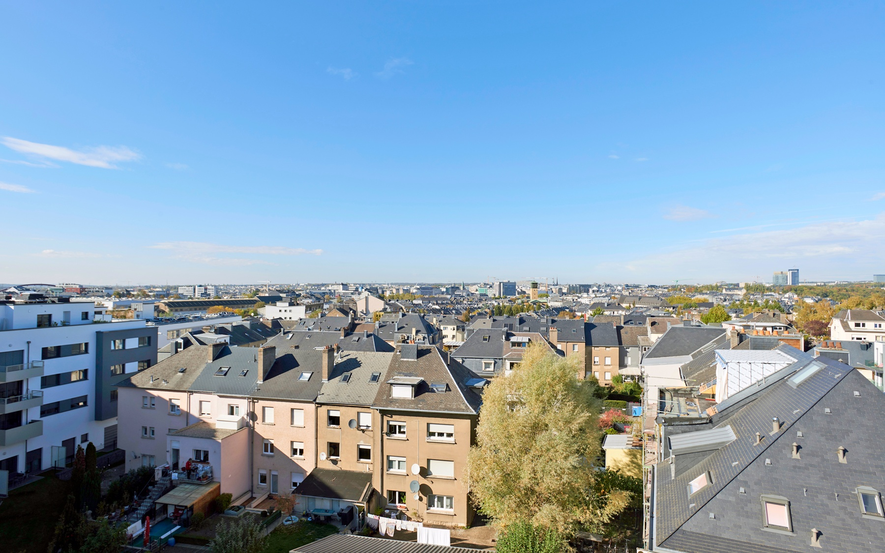 Furnished penthouse in Luxembourg-Bonnevoie