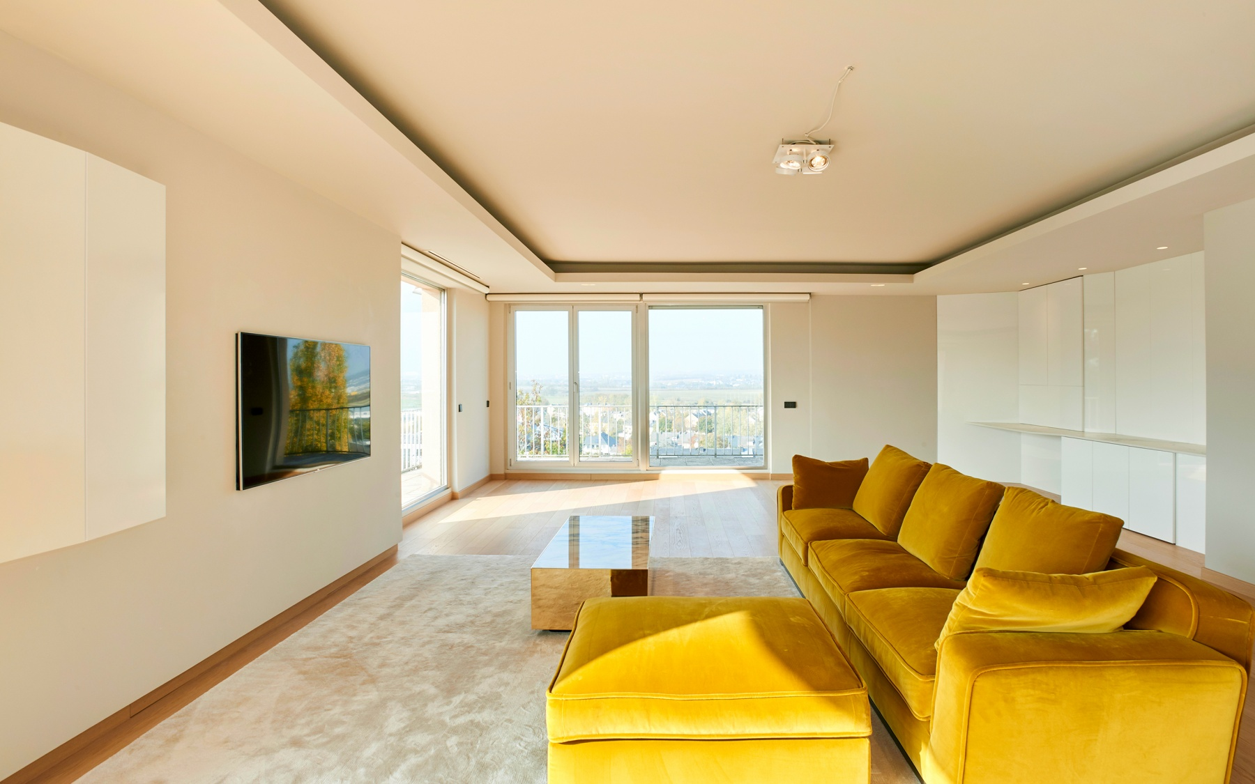 Penthouse in Luxembourg-Cessange