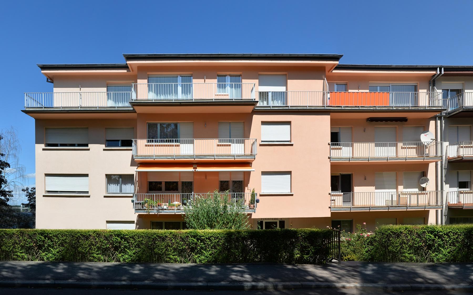 Penthouse à Luxembourg-Cessange