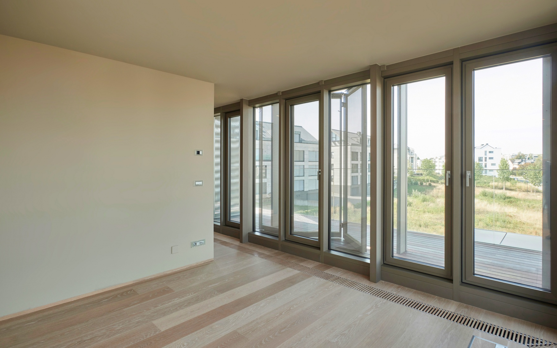New townhouse in Luxembourg-Belair