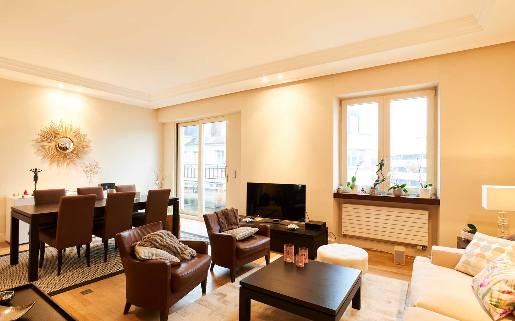 Apartment in Luxembourg-Belair