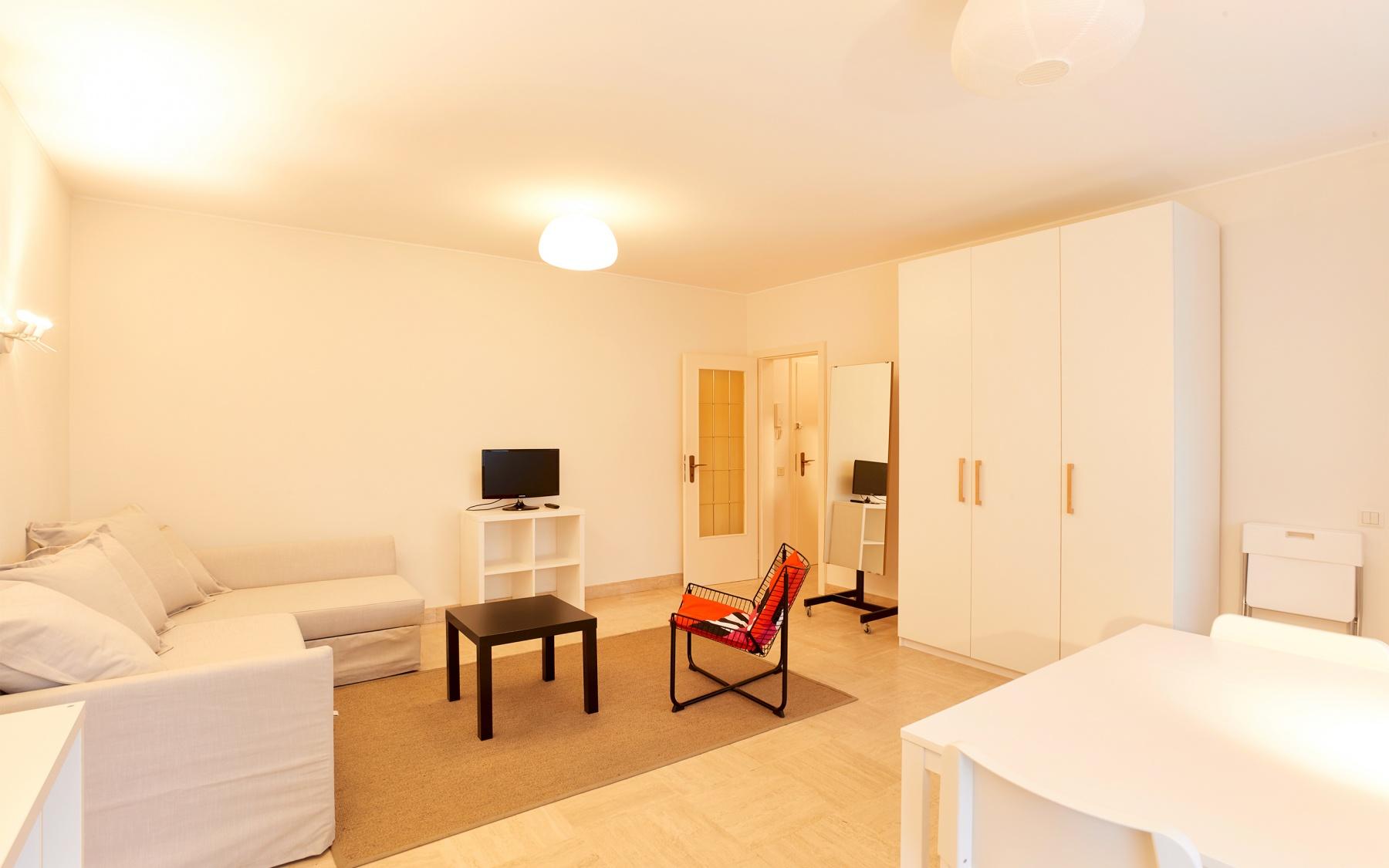 Studio meublé à Luxembourg-Bonnevoie