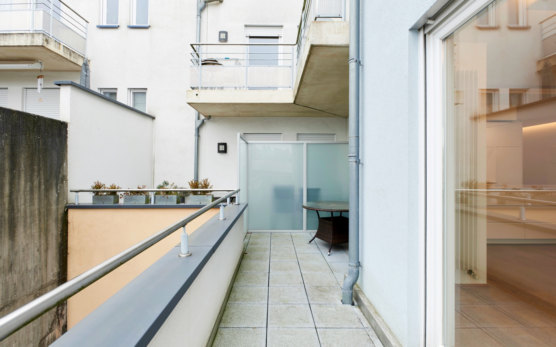 Appartement meublé à Luxembourg-Merl
