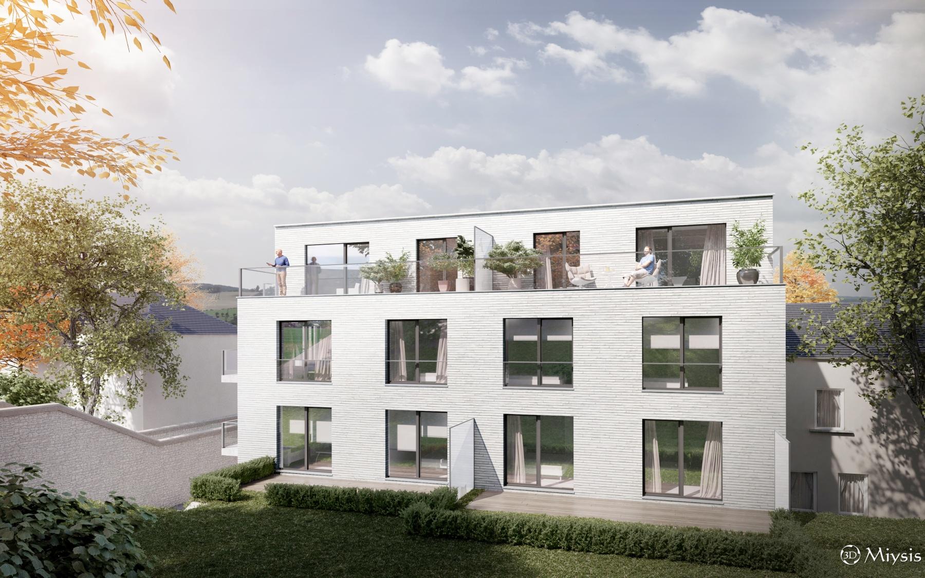 Appartement neuf à Luxembourg-Rollingergrund