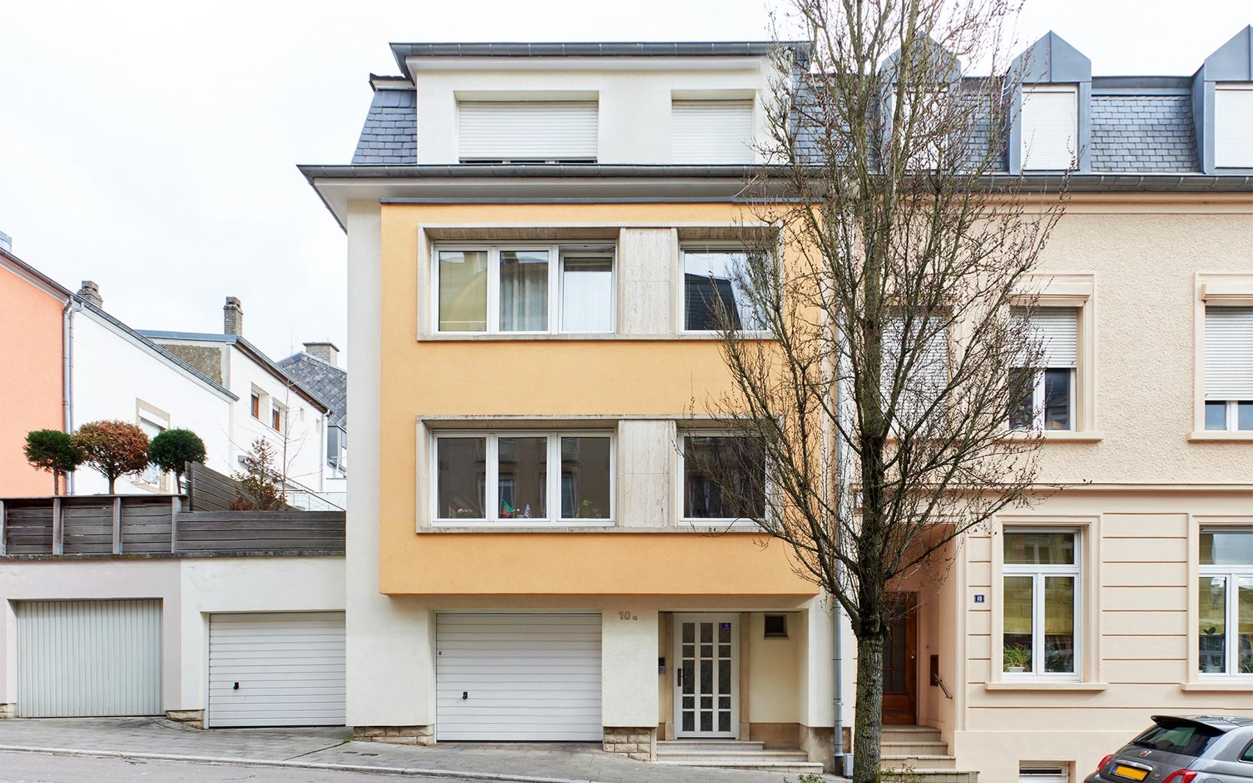 Immeuble de rapport à Luxembourg-Ville