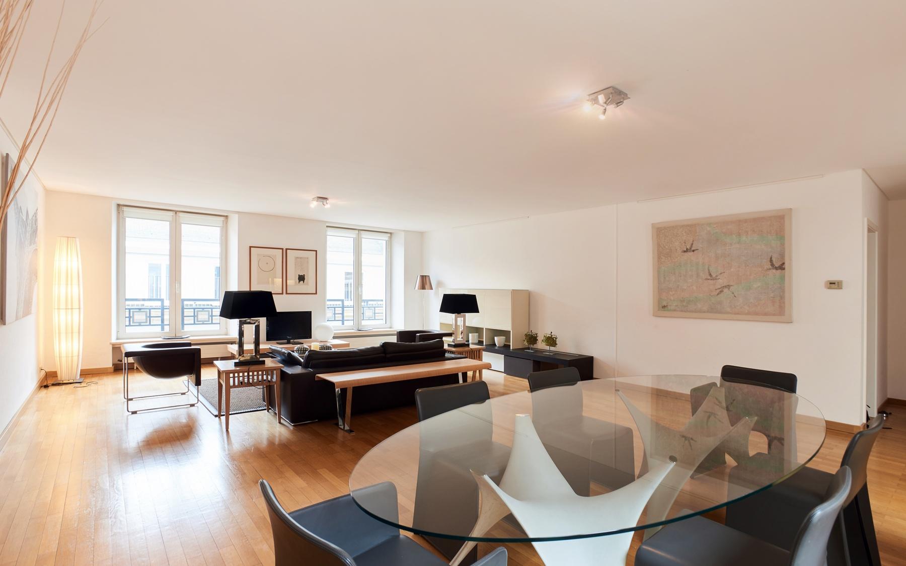 Appartement meublé à Luxembourg-Ville