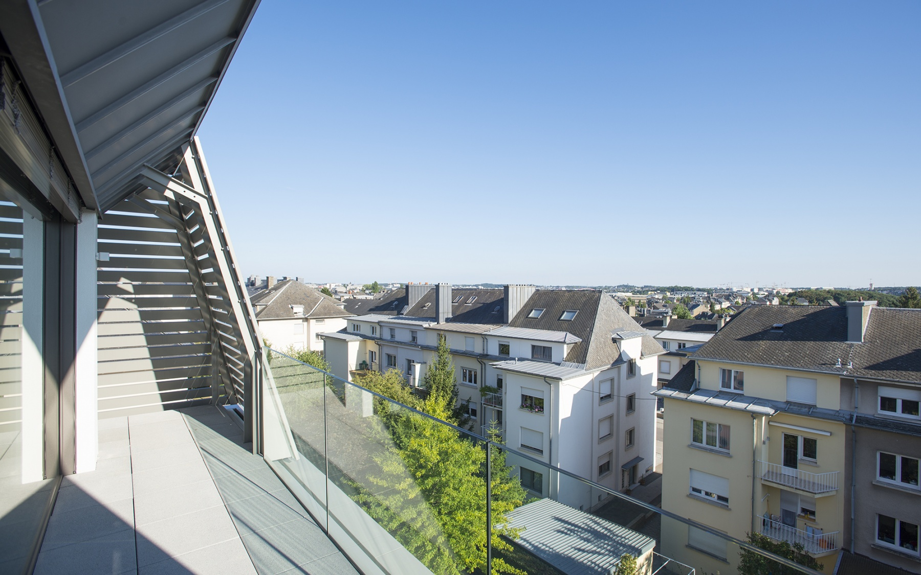 Maison individuelle 4 chambres à Luxembourg-Belair