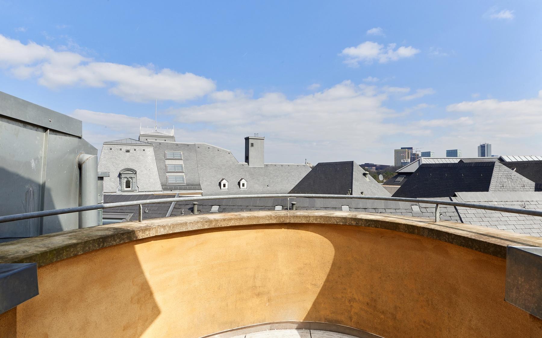 Duplex à Luxembourg centre-ville