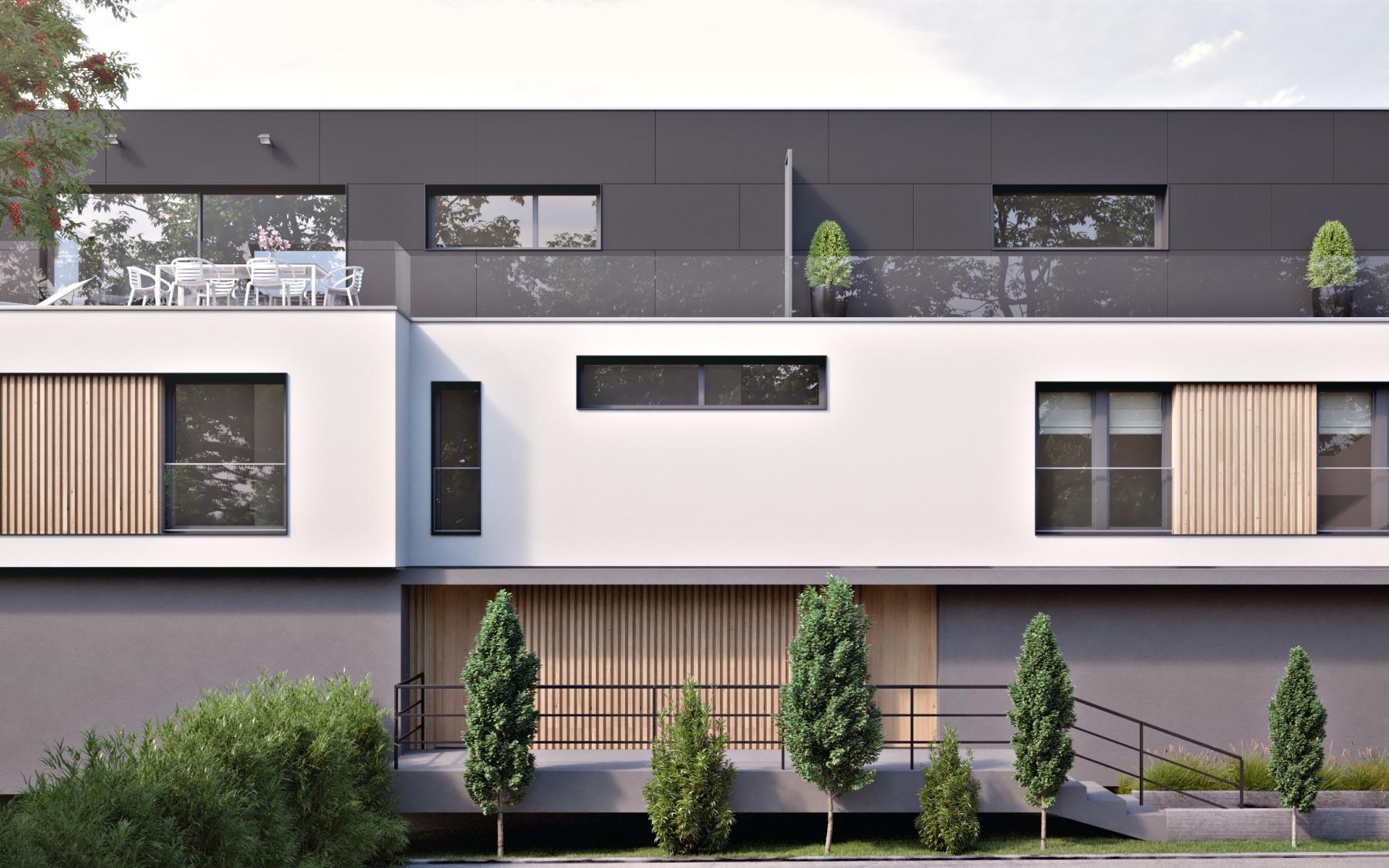 Appartement neuf à Senningerberg