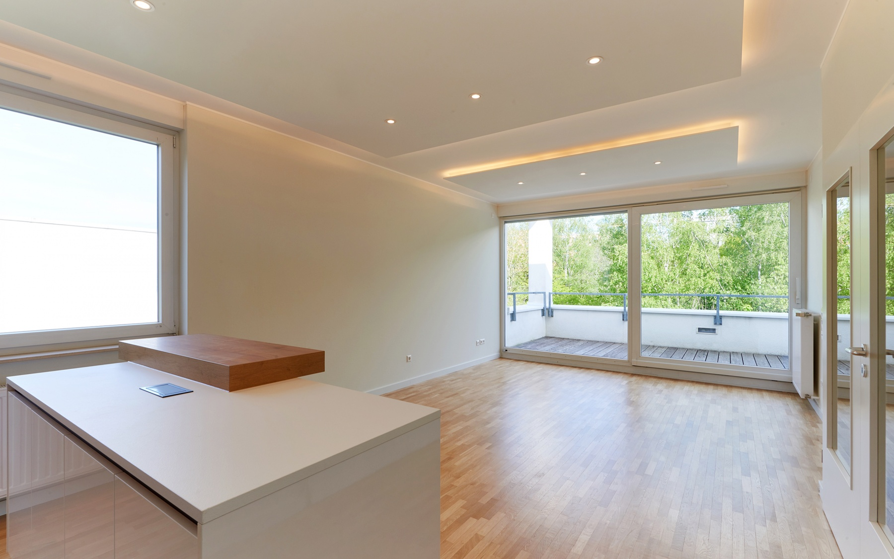 Penthouse à Luxembourg-Kirchberg