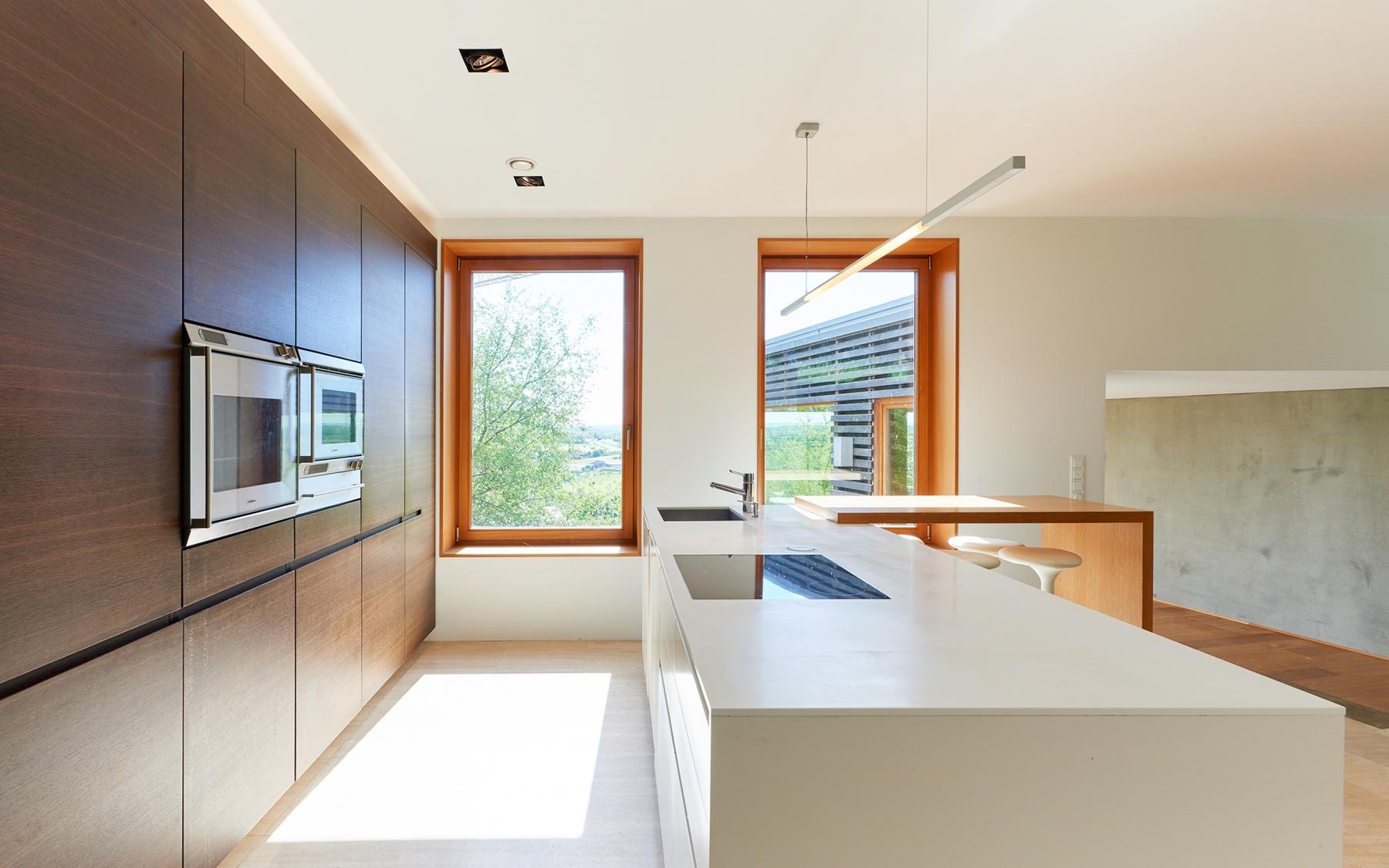 Architect designed villa in Schuttrange