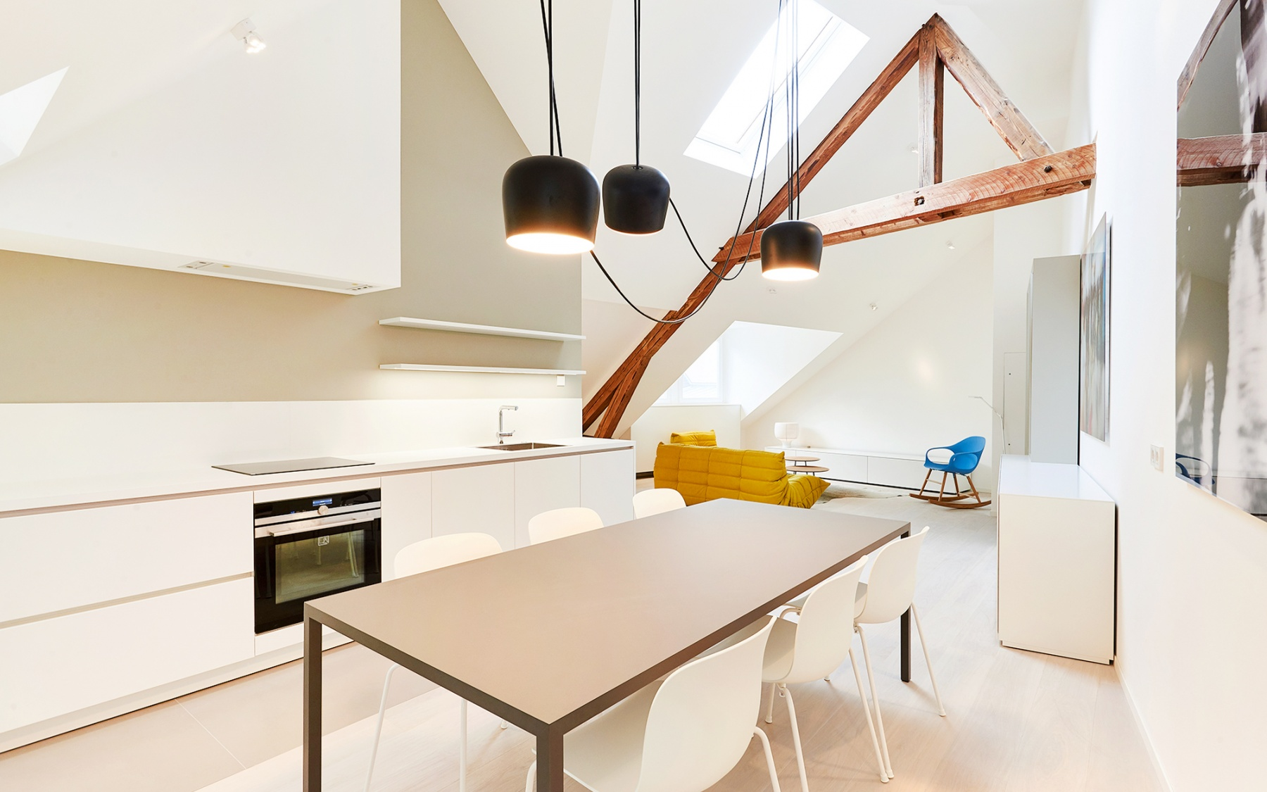 Apartment in Luxembourg-Centre