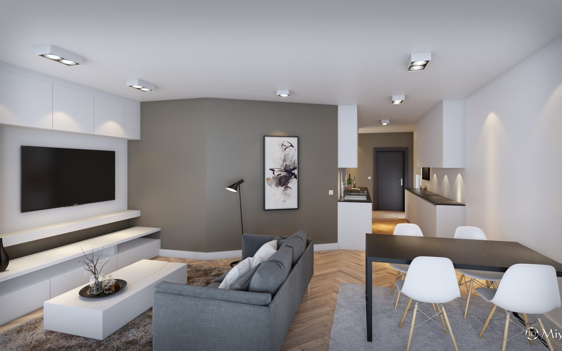 New apartment in Luxembourg-Bonnevoie