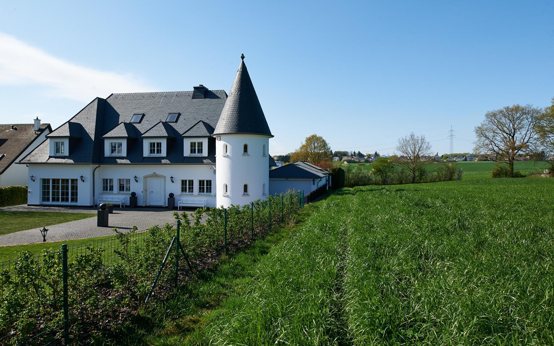 Villa in Bettange-sur-Mess