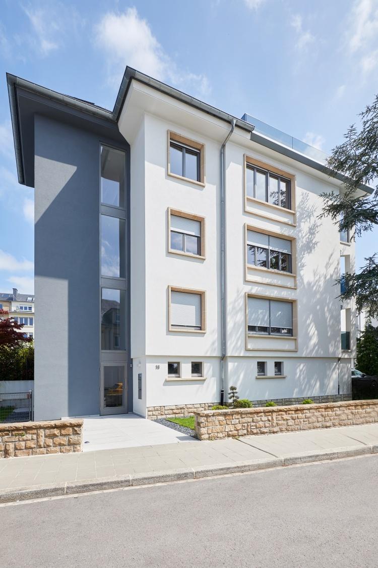 Duplex à Luxembourg-Limpertsberg