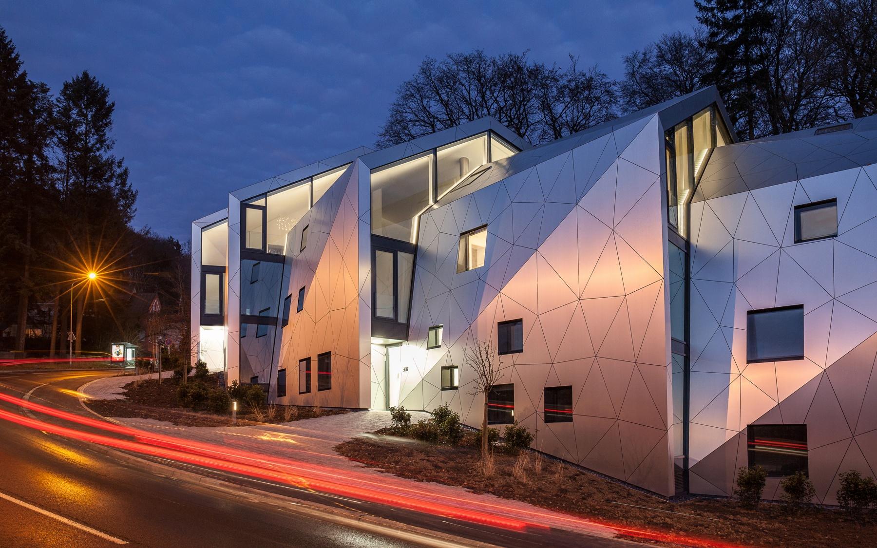 Duplex in Luxembourg-Dommeldange