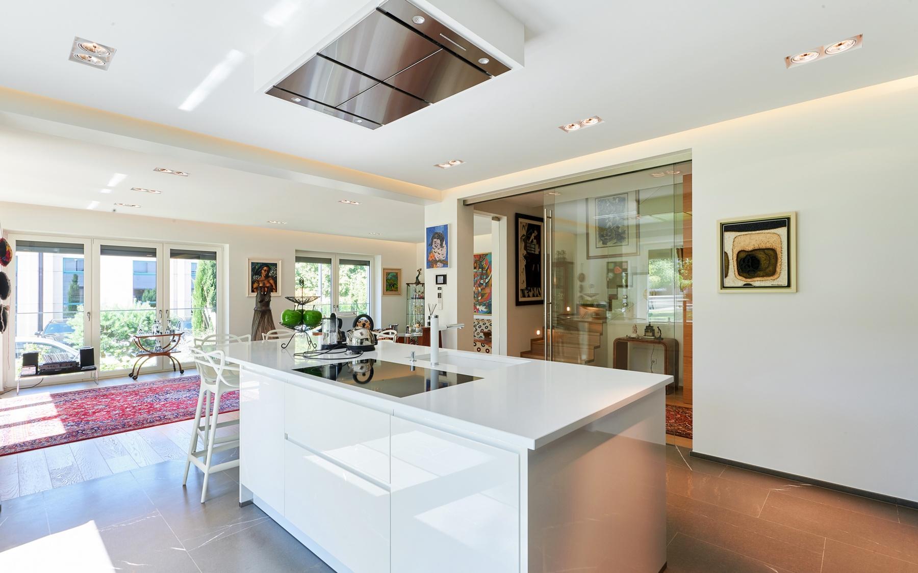 Maison moderne à Luxembourg-Limpertsberg