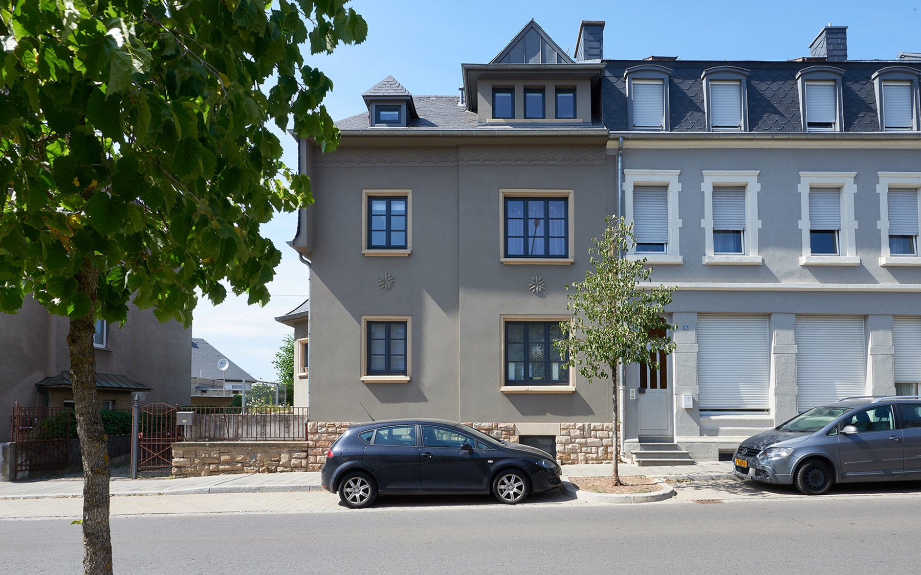 Townhouse in Luxembourg-Bonnevoie
