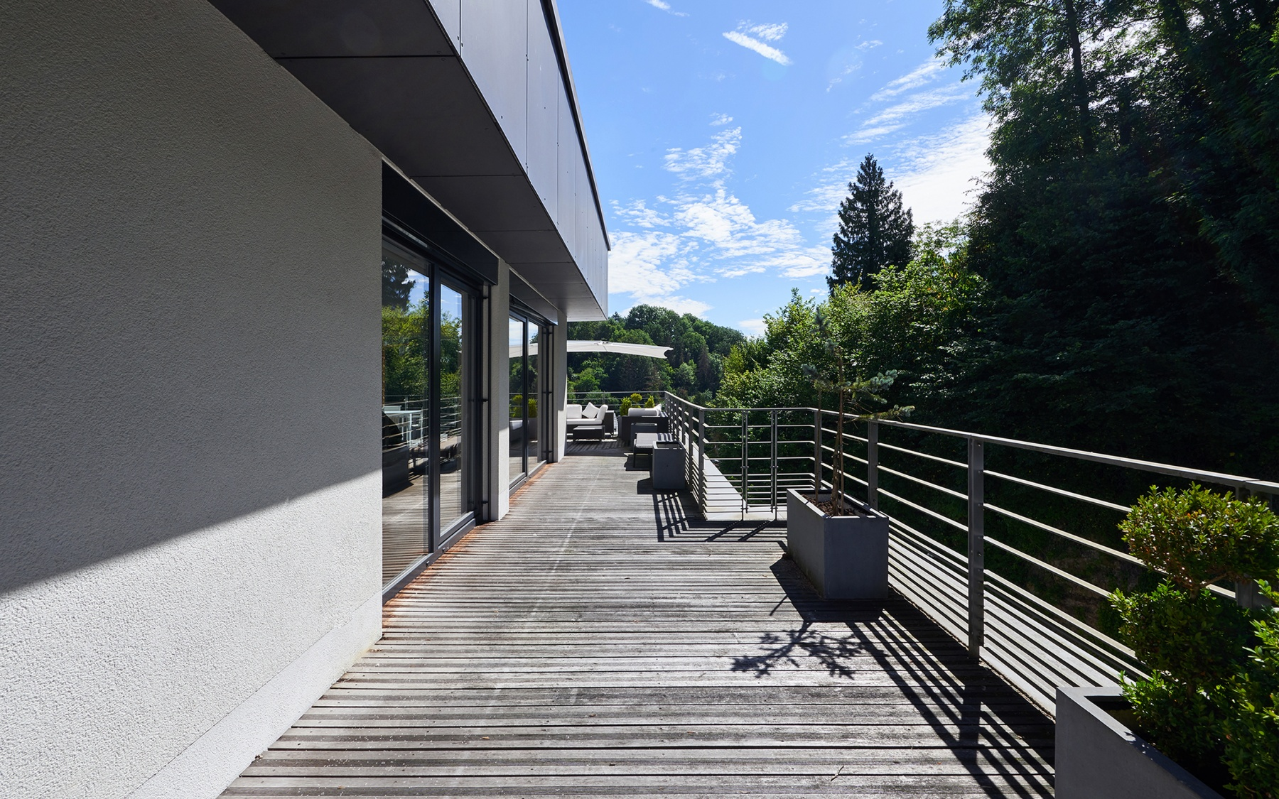 Penthouse à Luxembourg-Rollingergrund
