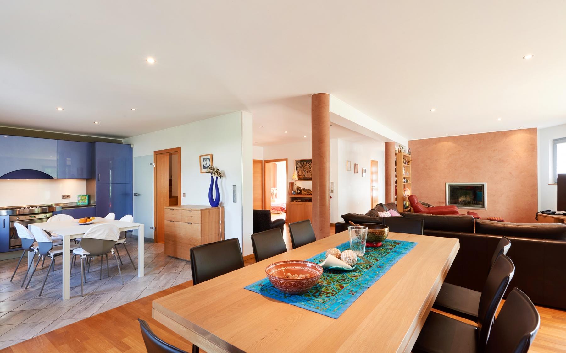 Maison contemporaine à Sandweiler