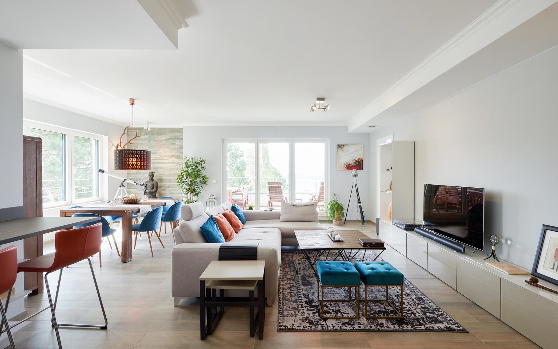 Appartement meublé à Belair