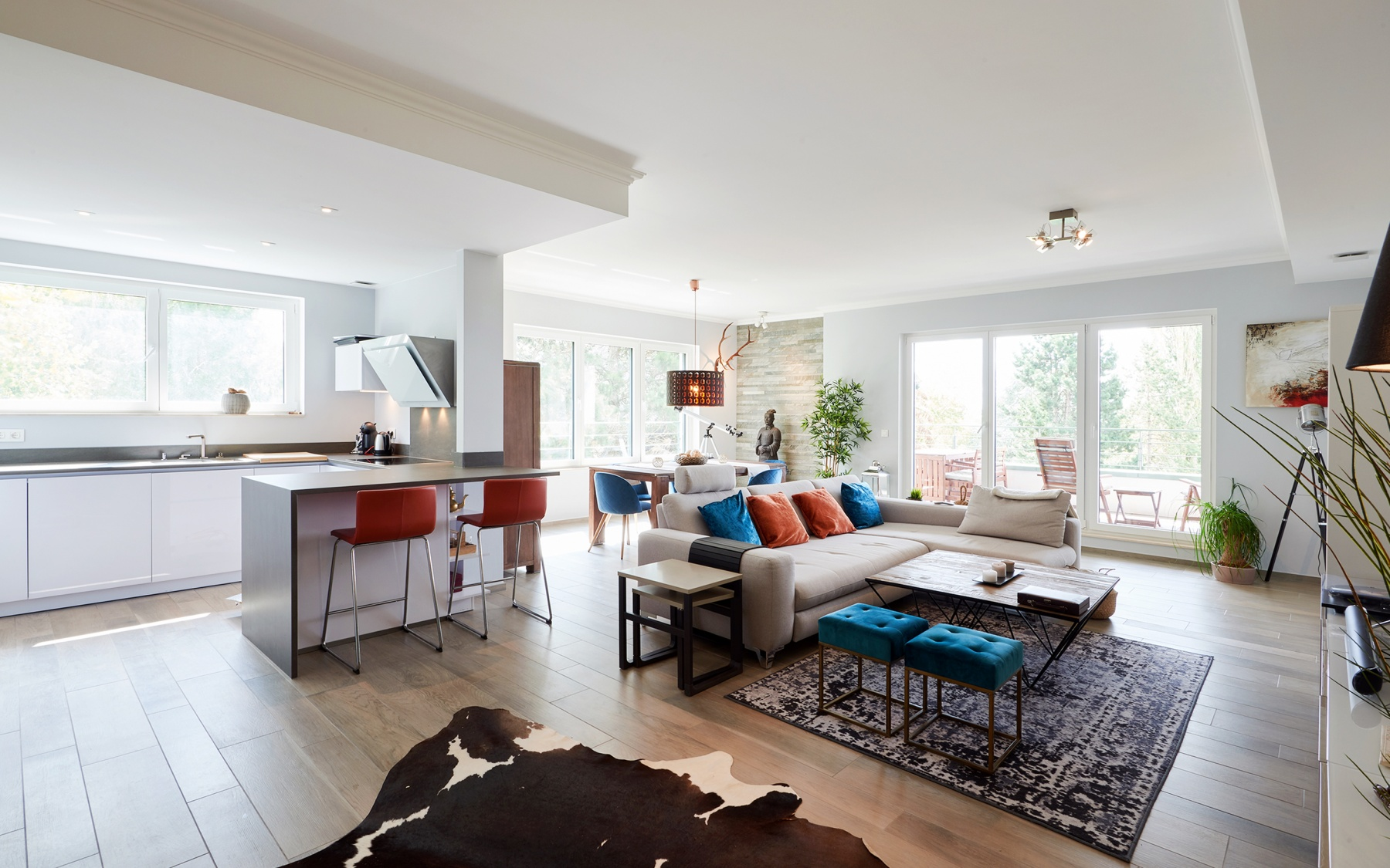 Furnished apartment in Belair