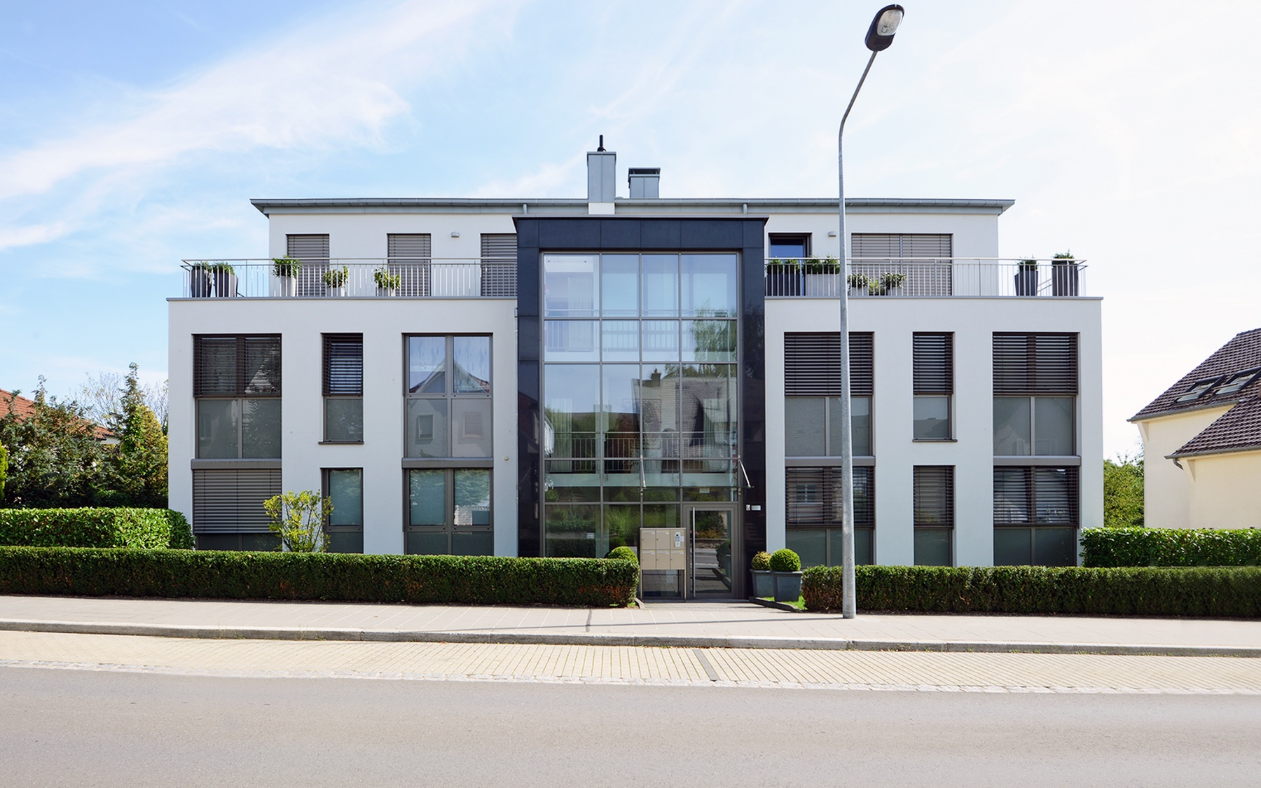 Duplex à Luxembourg-Kirchberg